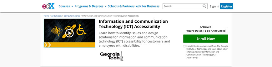 Where To Learn Web Accessibility (A11Y)