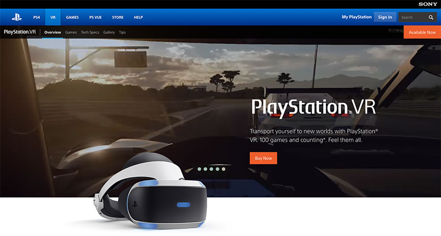 028 playstation vr