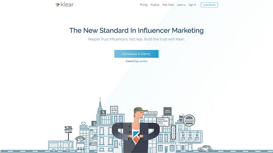 06 klear influencer tools