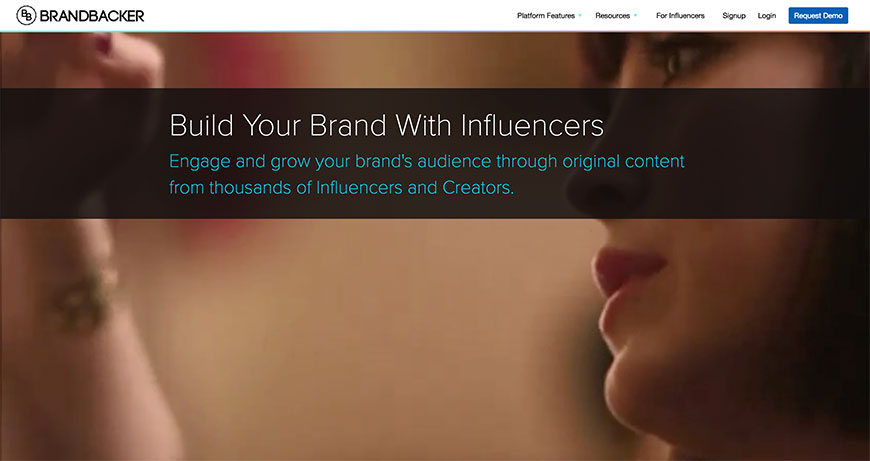 08 brandbacker influencer tools