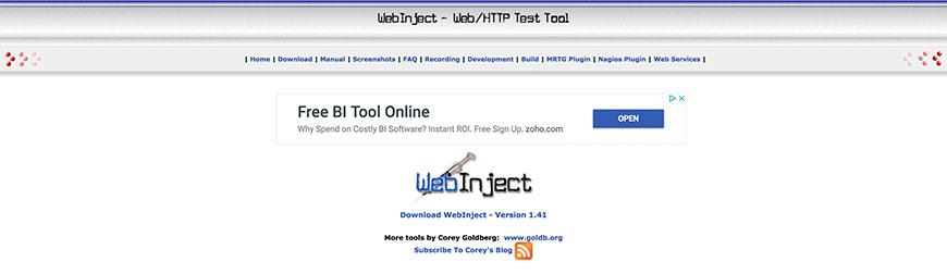 12 webinject