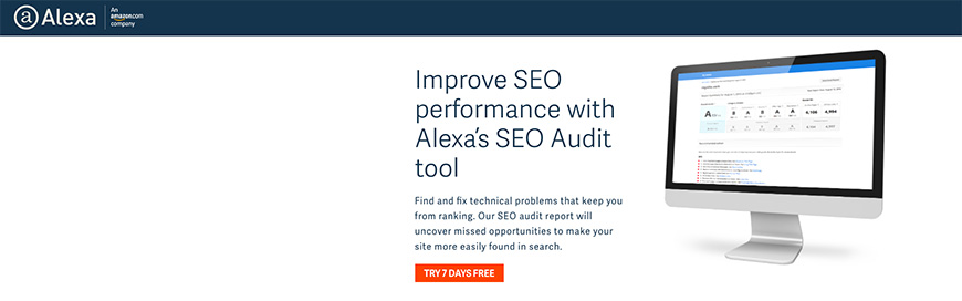 23 Alexa Site Audit