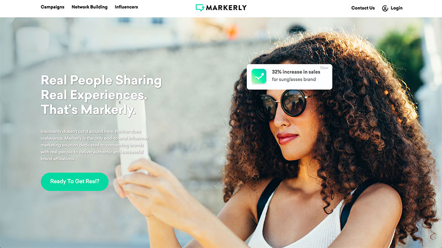 27 markerly influencer tools