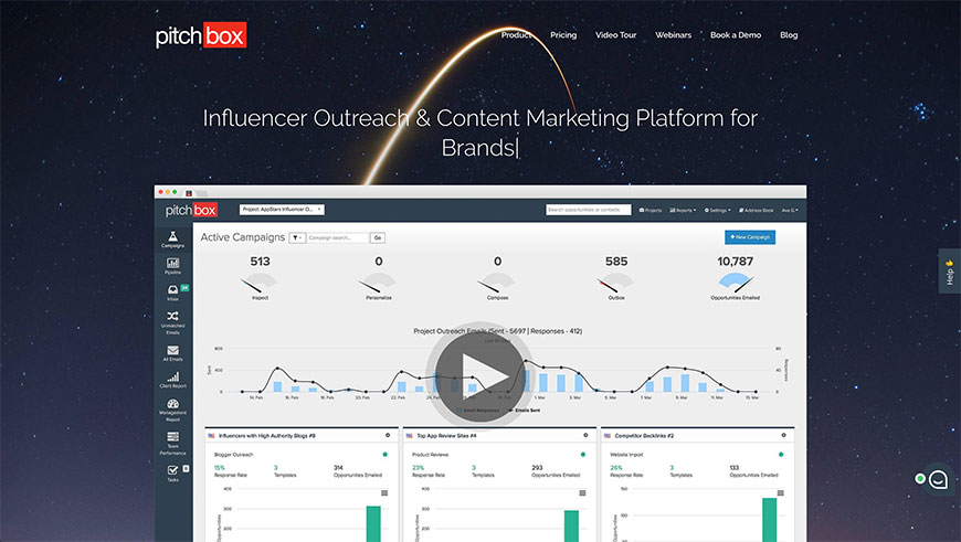 30 pitchbox influencer tools