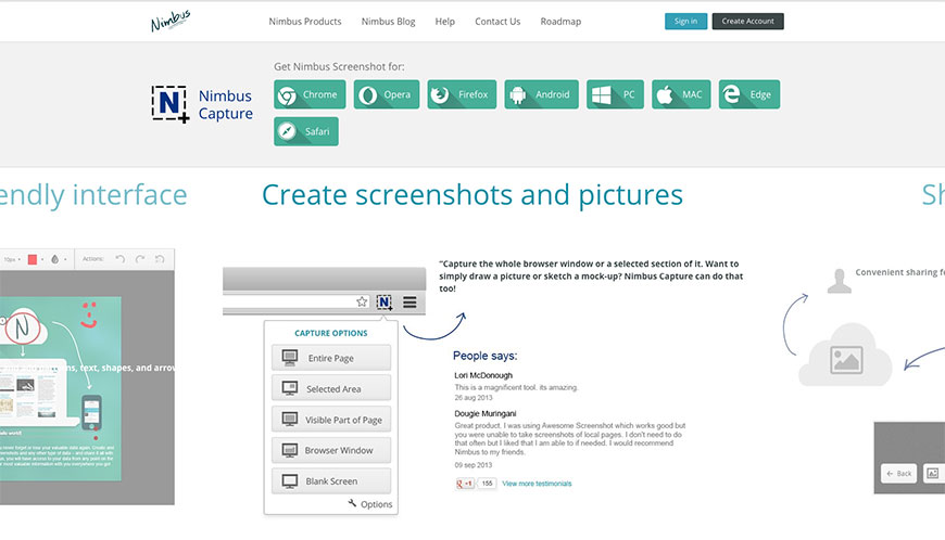 Top 50 Screen Capture Tools for Taking Screenshots