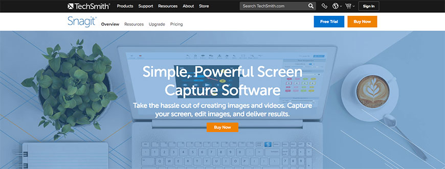 40 snagit screen capture