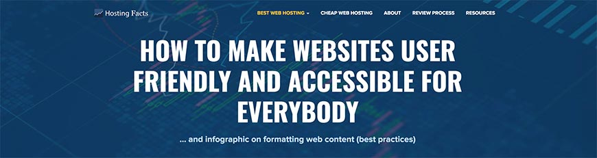 63 website accessibility guide