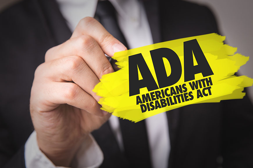 What is the Americans with Disabilities Act (ADA)?