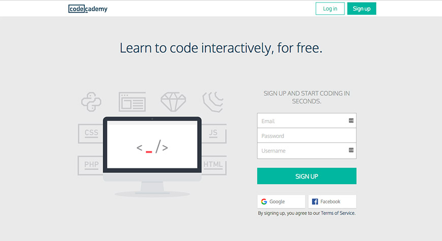 Top 25 Amazing Websites to Learn How to Code