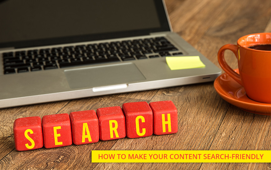 How to Make Your Content Search Friendly