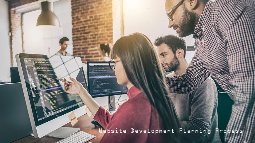 Website Development Planning Process