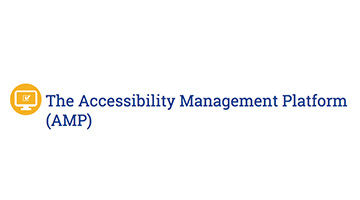 Accessibility Management Platform (AMP)