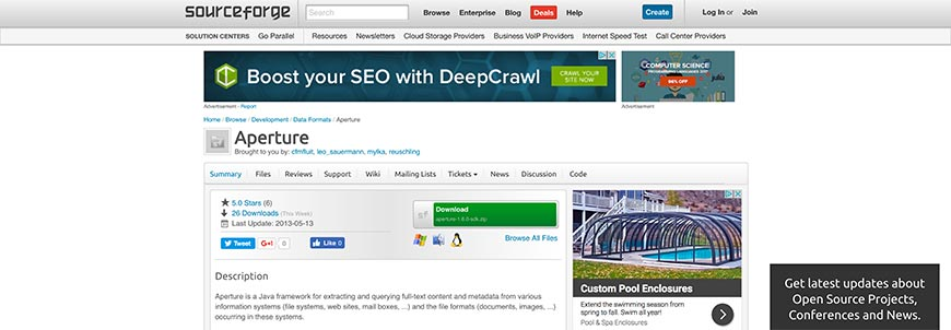 60 Innovative Website Crawlers for Content Monitoring