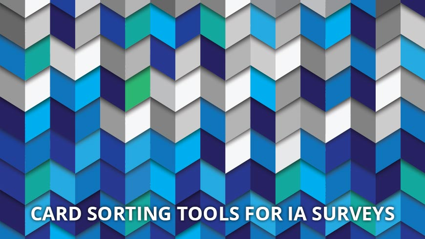 10 Card Sorting Tools For Surveying Information Architecture (IA)