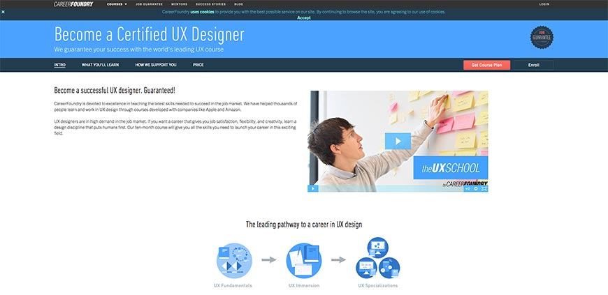 careerfoundry ux