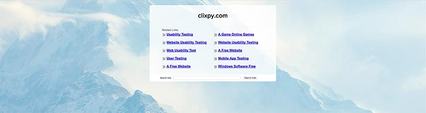 clixpy banner