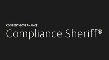 HiSoftware Compliance Sheriff Web