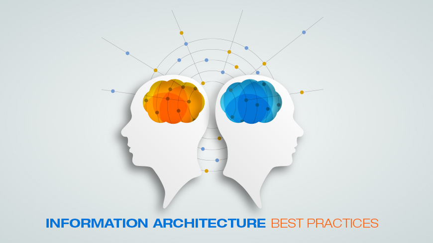information architecture best practices