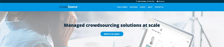 crowdsource freelance website