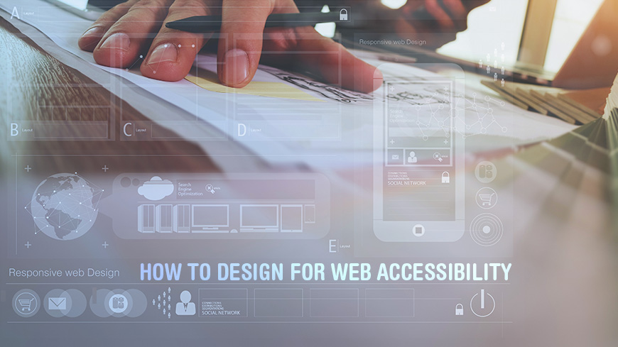 design for web accessibility