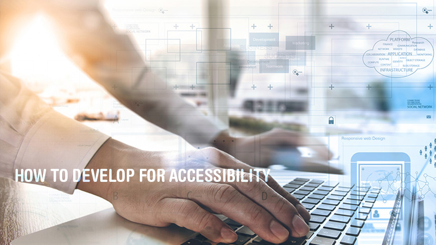 develop2 for web accessibility