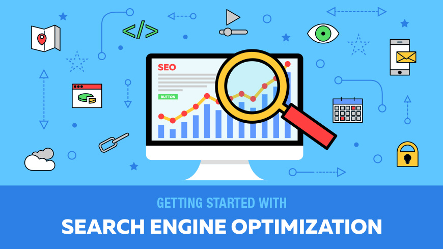 getting started with search engine optimization