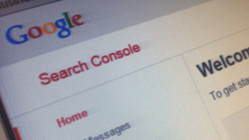google search console how to