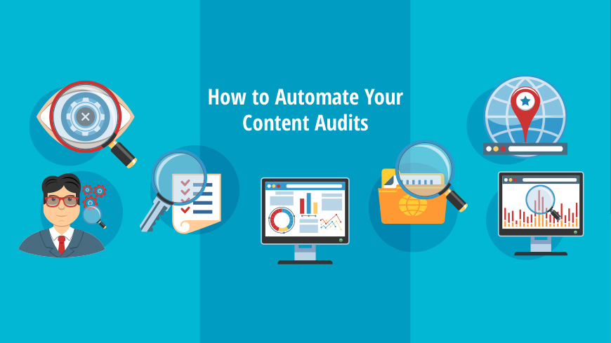 how to automate content audit