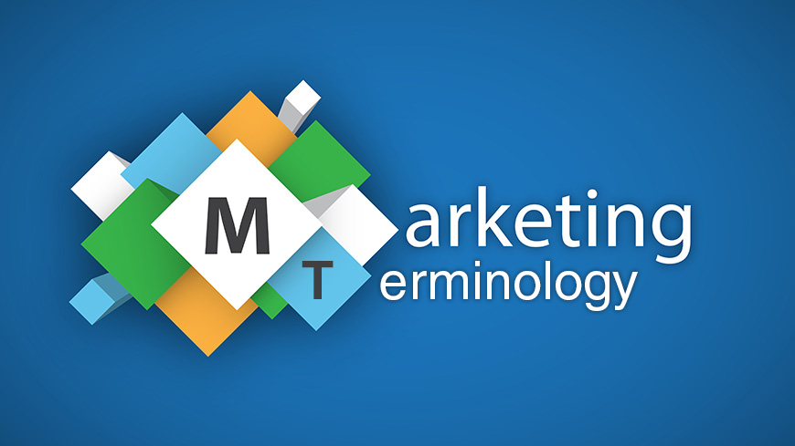 marketing terminology