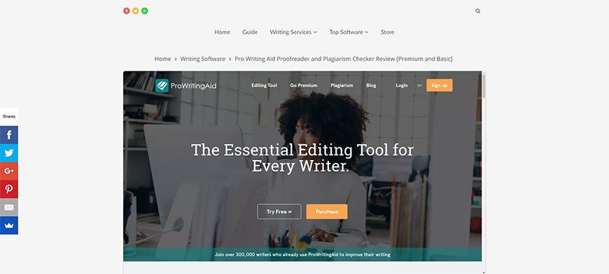 pro writing aid plagiarism tools