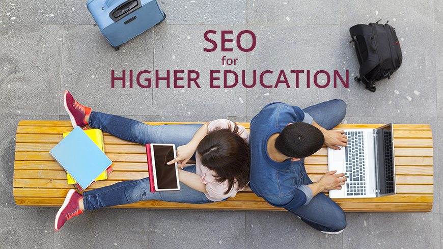 seo higher education