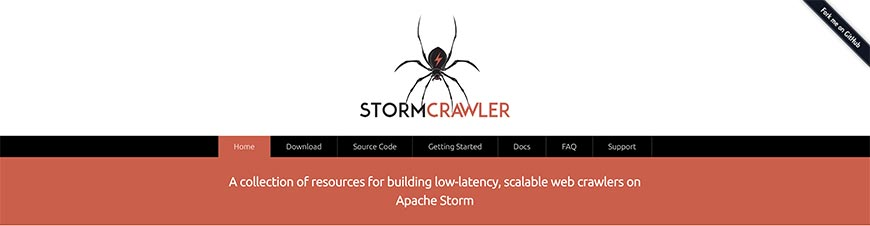 stormcrawler website crawler