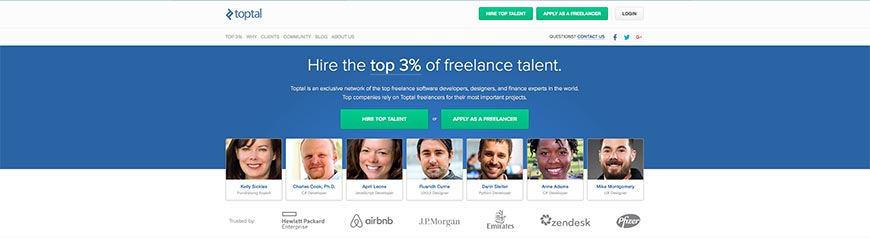 top 10 freelance websites in the world