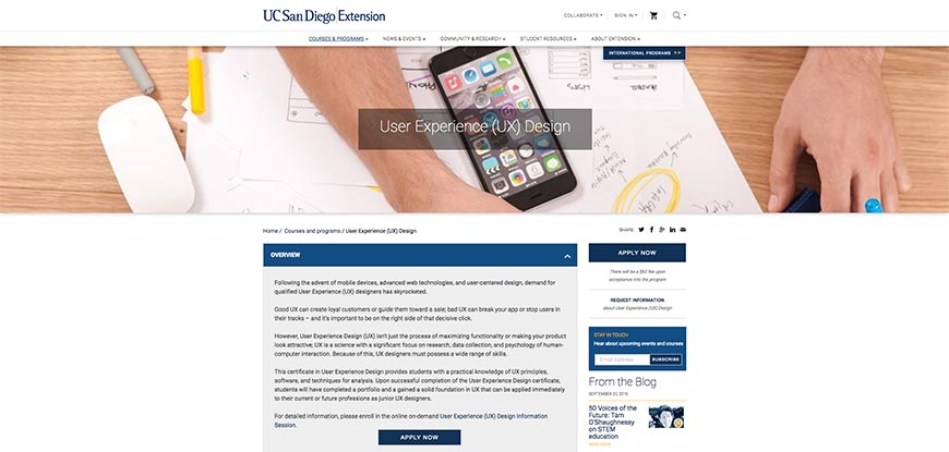 Top 15 User Experience (UX) Certification Programs