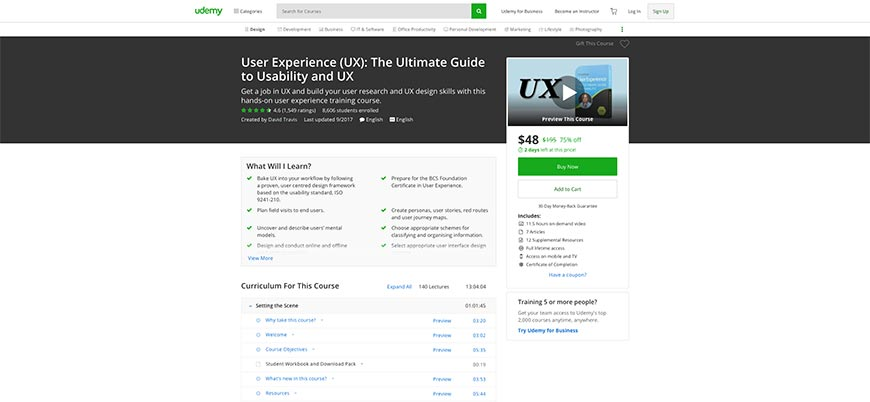 Top 15 User Experience Ux Certification Programs
