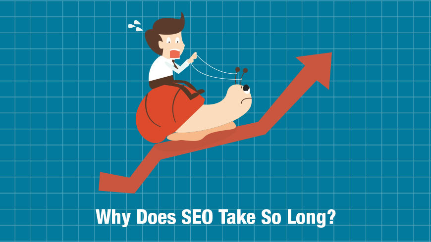 Why Does SEO Take So Long for Search Engine Success?