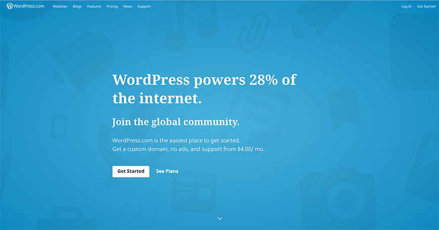 wordpress cms seo